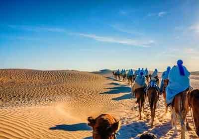 Desert Sahara Tour
