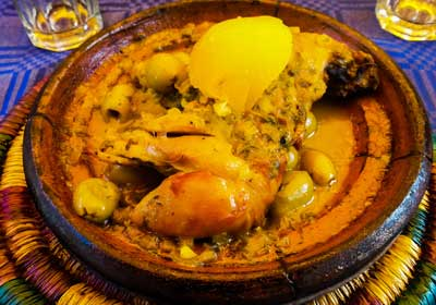Eating And Drinking In Morocco