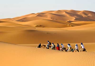 Geography And Environment In Morocco