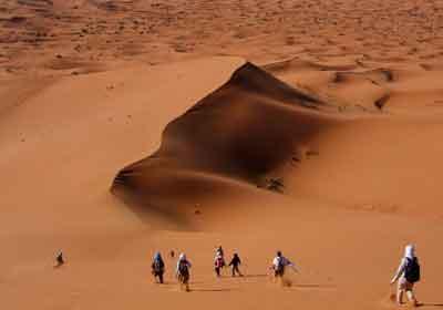 Tangier Chefchaouen Fes Merzouga Desert Marrakech