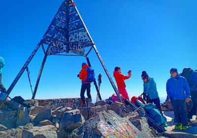 Toubkal Ascent