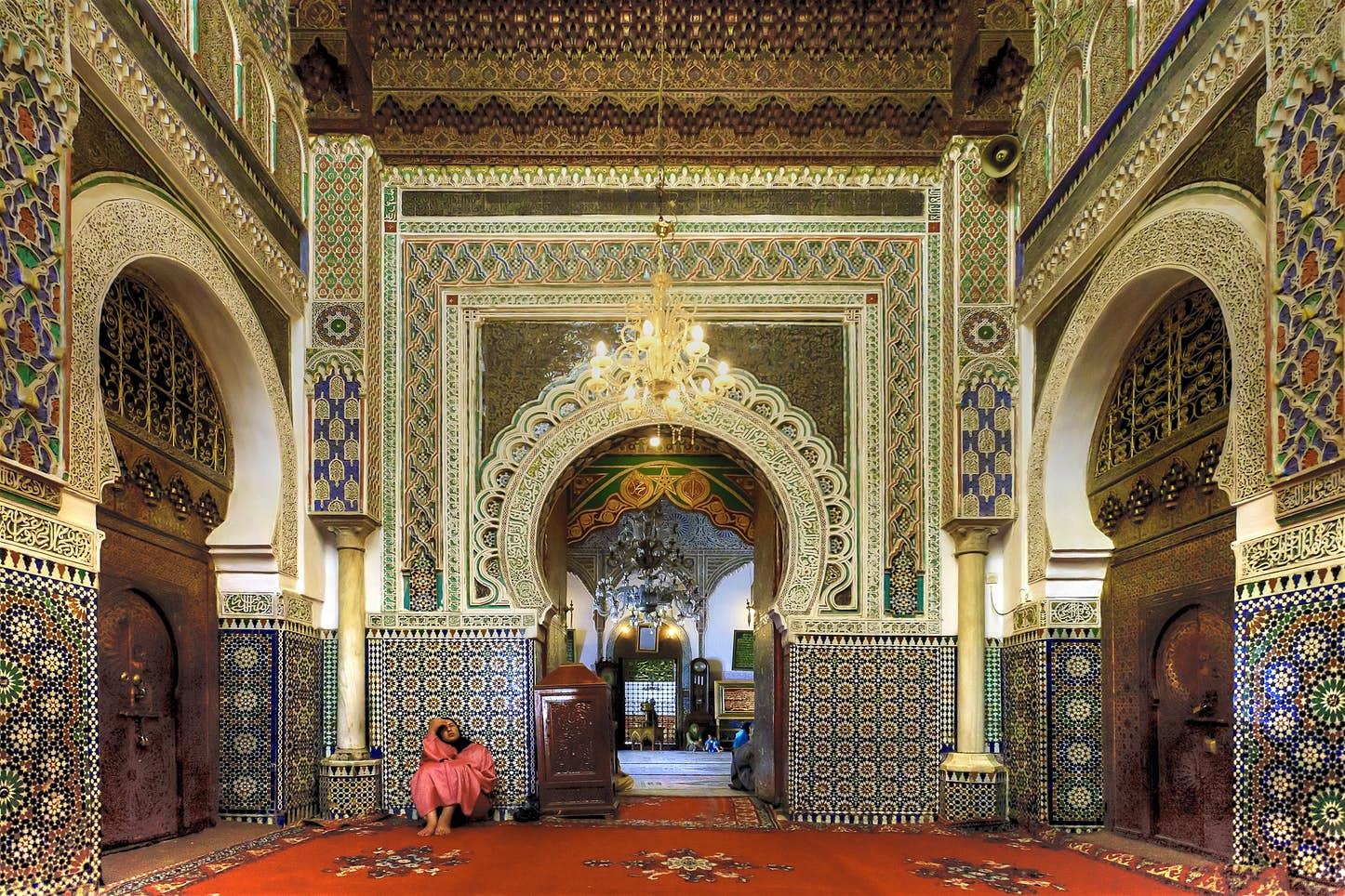 Morocco's resplendent tombs