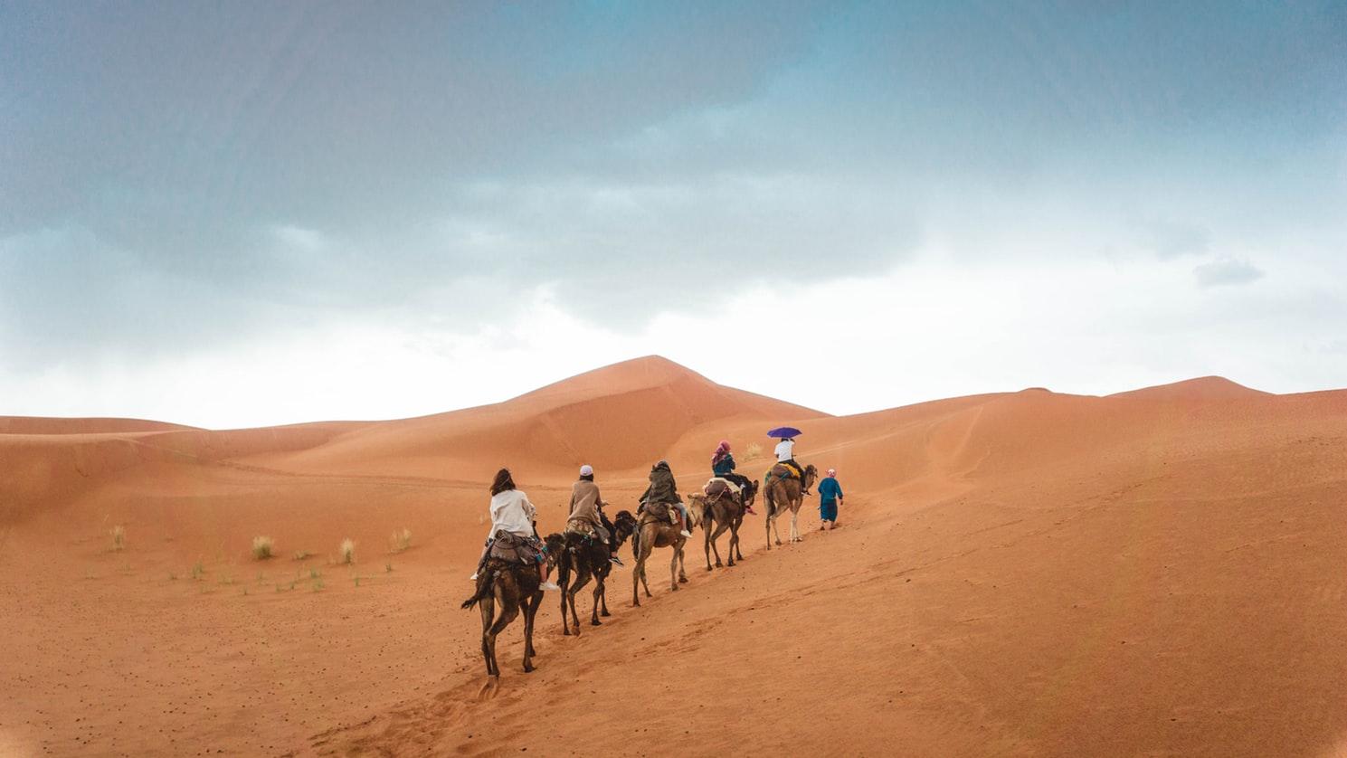 Sahara Morocco